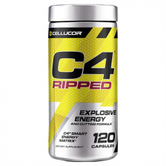 Cellucor C4 Ripped 120 Caps