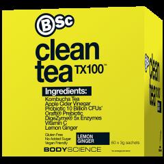BSC Clean Tea Tx100 60 Serve
