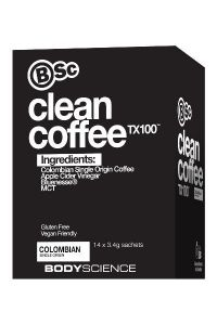 BSC Clean Coffee TX100 14 Serve