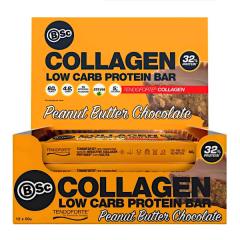 BSC Collagen Low Carb Protein Bar - Box of 12