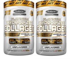 Muscletech 100% Collagen 1.5lbs  Buy 1 get 1 50% OFF (Total 3lb)