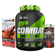 MusclePharm 100% Whey 5lb - Combo Deal