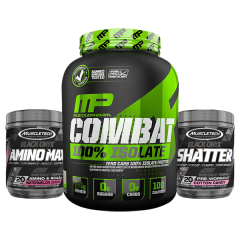 MusclePharm Isolate Zero 5lb Combo Deal