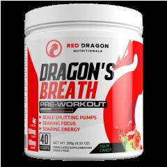 Red Dragon Nutritionals Dragons Breath 40 Serve