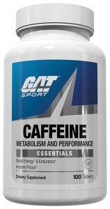 Gat Essentials Caffeine 100cap