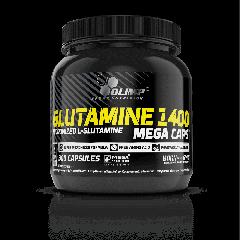 Glutamine 1400 Mega Caps 300 caps