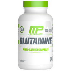 MusclePharm Glutamine 240caps