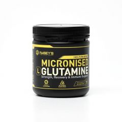 Raiseys Micronised L-Glutamine Pure 350g