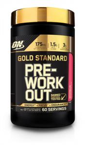Optimum Nutrition Gold Standard Pre-Workout 60 Serve