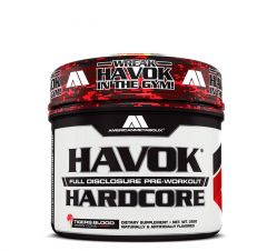 American Metabolix HAVOK - HIGH STIM PRE-WORKOUT!