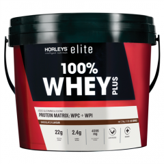 Horleys 100% Whey Plus 2.5kg