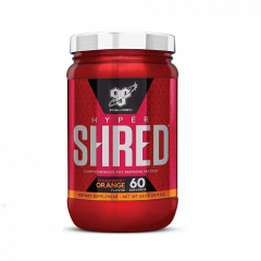 BSN Hypershred Comprehensive Fat Burning Matrix 60 Serve