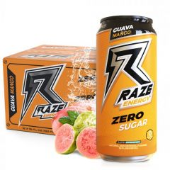 Raze Energy Drink Zero Sugar Box of 12