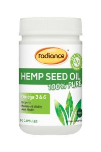 Radiance Hemp Oil 90caps