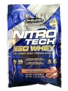 Nitro-Tech 100% Iso Whey 1 Serve
