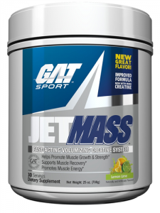 Gat Jet Mass 30 Serve - (Complete Creatine Formula)