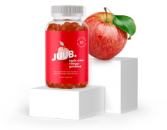 Juub Apple Cider Vinegar Gummies