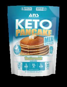 ANS Performance Keto Pancakes
