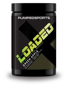 Pumped Sports Loaded Pre-Workout