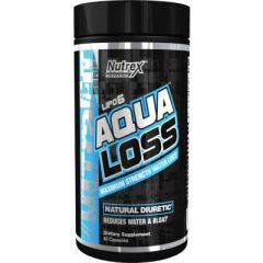 Nutrex Aqua Loss - all-natural diuretic
