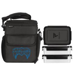 Performa 3 Meal Cooler Bag Ultimate Warrior