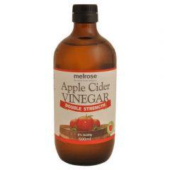 Melrose Apple Cider Vinegar Double Strength 500ml