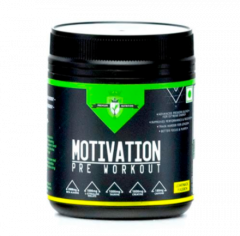 Premium Nutrition Motivation Natural Pre-workout