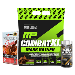 MusclePharm Combat XL 12lb - Combo Deal - 2