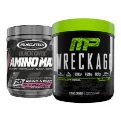Wreckage Pre-Workout Combo Deal Option 2