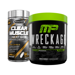 Wreckage Pre-Workout Combo Deal Option 1