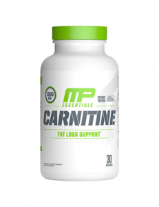 MusclePharm Carnitine Essentials 60cap