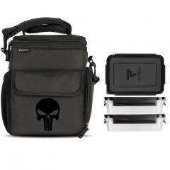 Performa 3 Meal Cooler Bag Punisher Blackout