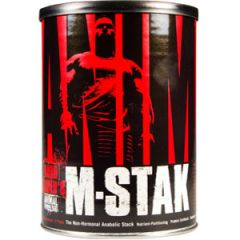 Animal M-Stak 21 Paks