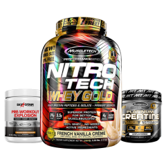Xmas Muscletech Essentials Combo