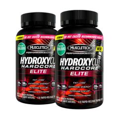 Hydroxycut Hardcore Elite 110cap x2 Combo