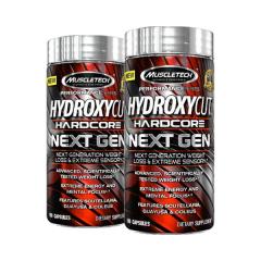 Hydroxycut Hardcore Next Gen 100cap x2 Combo