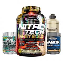 Muscletech Vapor Max Combo
