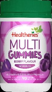 Healtheries Adult Gummies Multi 90s