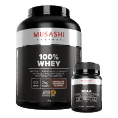 Musashi 100% Whey 2kg