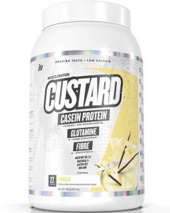 Muscle Nation Custard Casein Protein