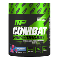 MusclePharm Combat Pre-Workout 30 Serve