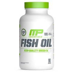 MusclePharm fish oil 90caps