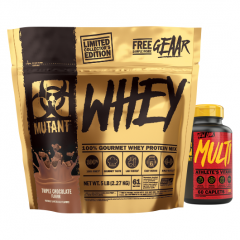 Mutant Whey New & Improved 5lb