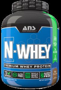 ANS Performance N-WHEY Premium 100% Whey 5lb