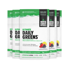 North Coast Naturals Ultimate Daily Greens 5 Sachets