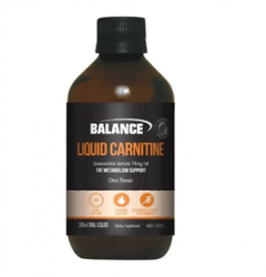 Balance Liquid L-Carnitine 300Mls