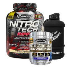 Nitro-Tech Ripped Combo Deal 3