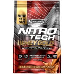 Muscletech Nitro-Tech Whey Gold 11lb