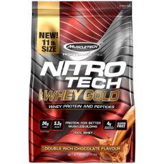 Muscletech Nitro-Tech Whey Gold 11lb