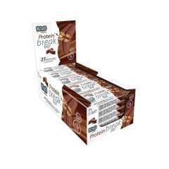 Novo Protein Break Bar 21.5g 25 Pack - Chocolate